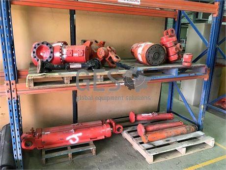GES Online Auctions - Sandvik Parts Package DD420